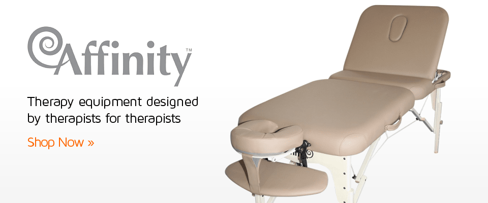 Affinity Therapy Tables and Equipment