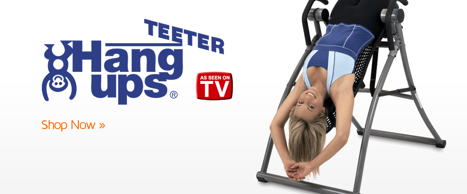 Teeter Inversion Tables & Equipment