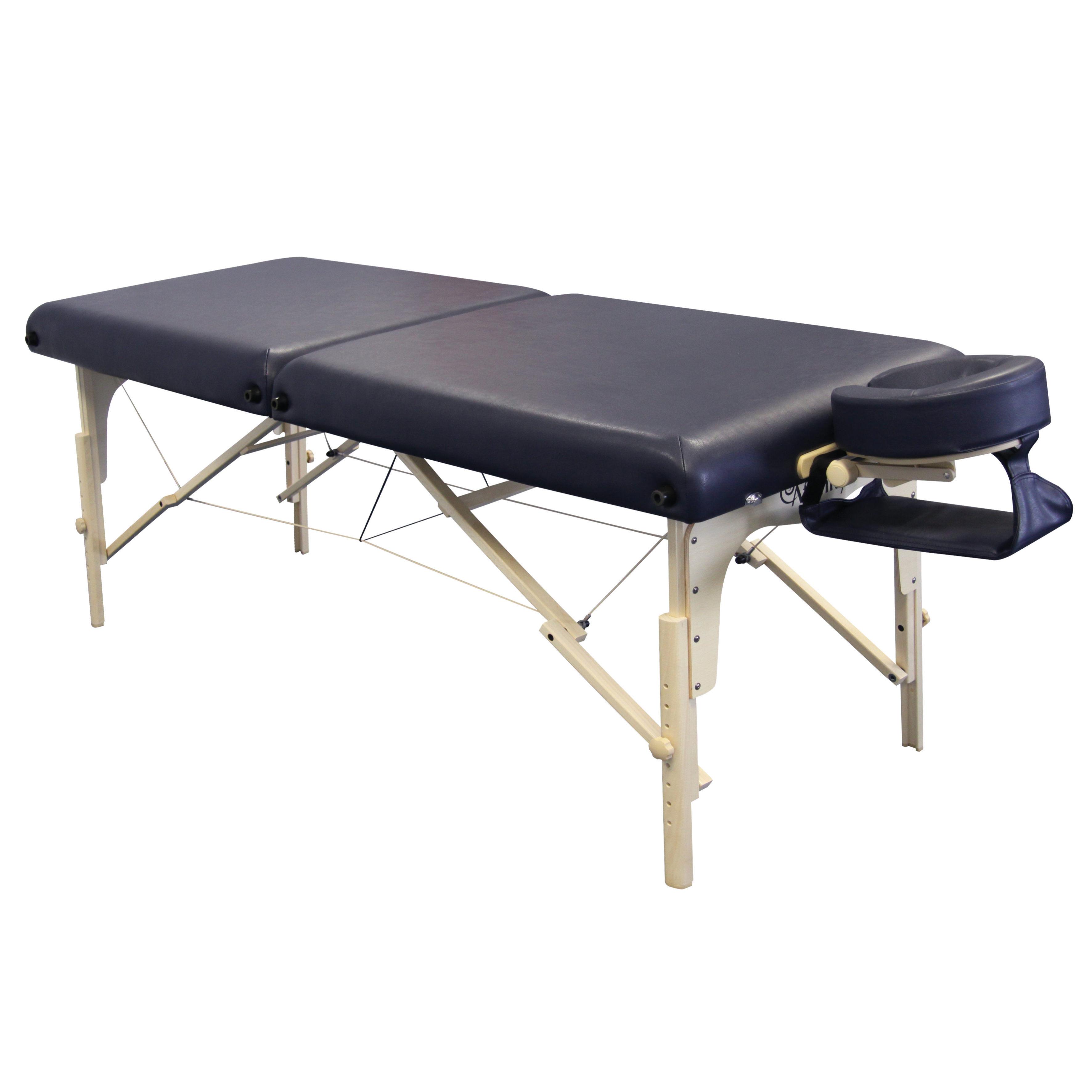 Affinity sienna portable massage table body massage shop - Massage table professional ...