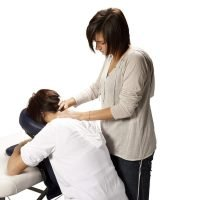 Affinity Massage To Go therapy