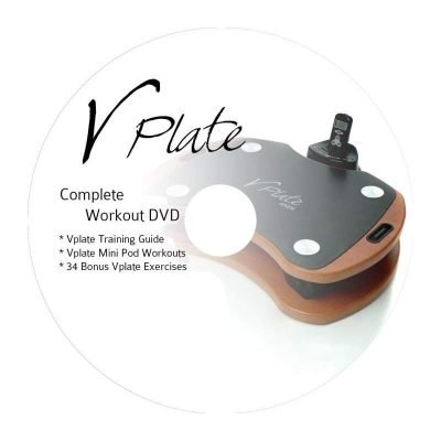 Vplate mini Exercise DVD