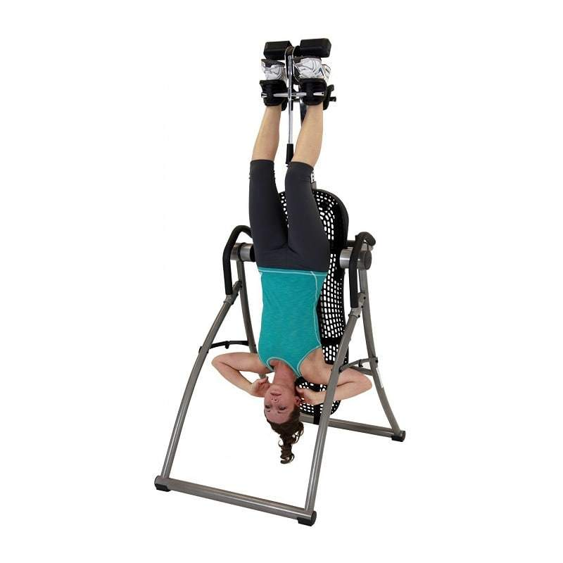 Teeter Hang Up Inversion Table Teeter Contour L5 Inversion Table & Free Accessories | Body Massage ...