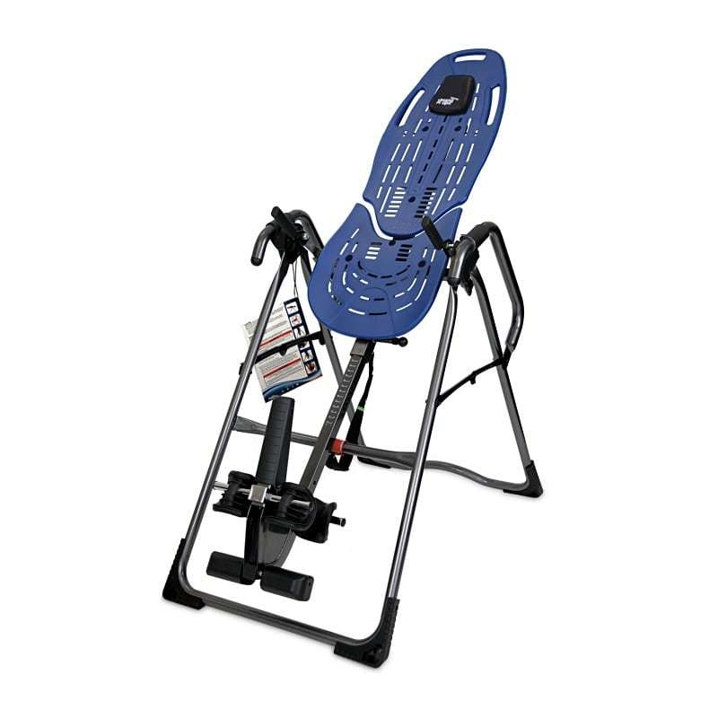 Teeter ep 960 inversion table for Table inversion