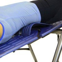 Teeter Hang Ups Inversion Table Lumbar Bridge