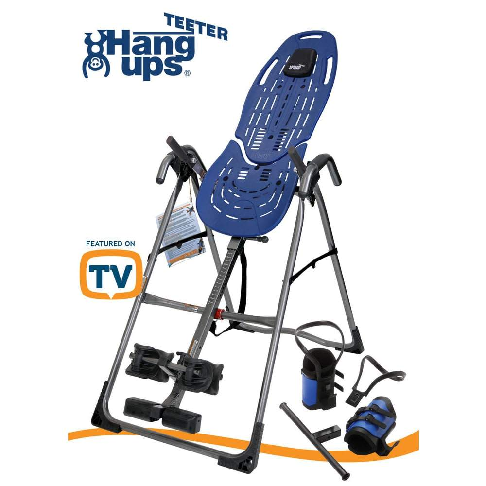 Teeter Ep 560 Sports Inversion Table Body Massage Shop