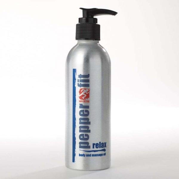 Pepperfit Relax Massage Oil
