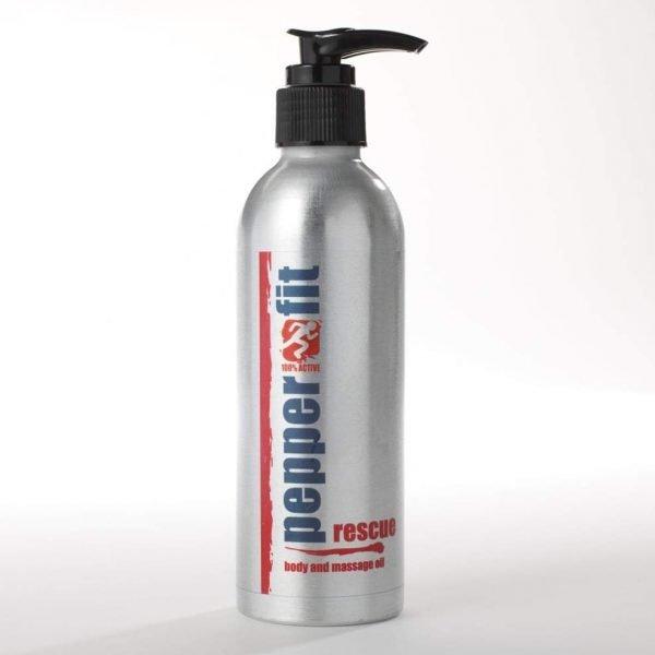 Pepperfit Rescue Massage Oil