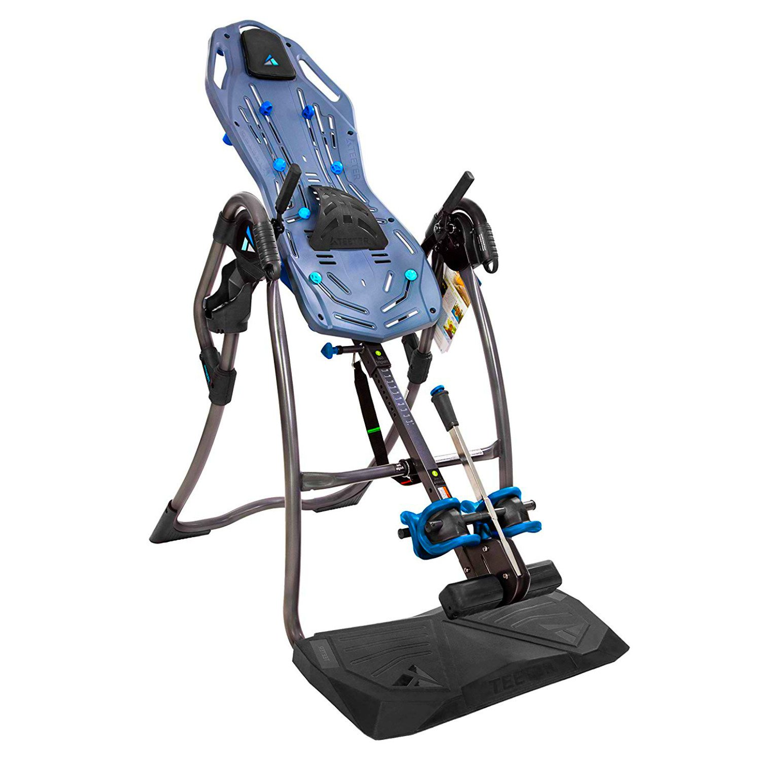 New Teeter Fitspine Lx9 Inversion Table Body Massage Shop